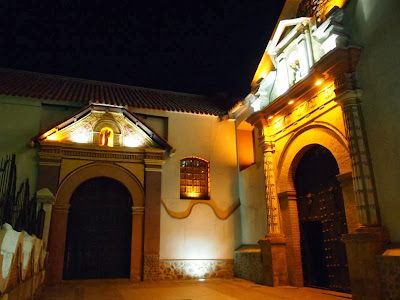 Iglesia de Potosí