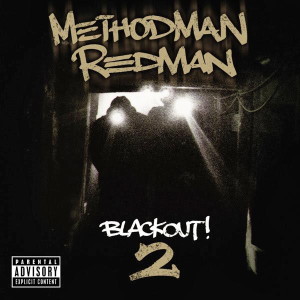 Method Man & Redman - Blackout! 2  Cover