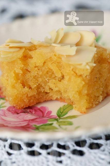 Flourless Almond Coconut Vanilla Cake Belinda Jeffery