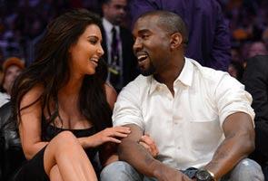 Hollywood, Artis Amerika, Selebriti, Kanye West, Kim Kardashian, Paparazi, Kanye West, Mengamuk Dikejar