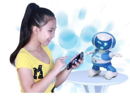 Điều khiển Robot