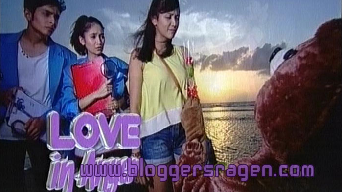 Pemeran FTV Love In Anyer