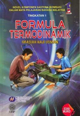NOVEL FORMULA TERMODINAMIK (AKAN DATANG)