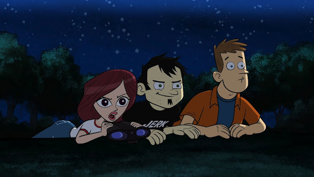 Is it me or is Elise actually Kim Possible, all grown up and married and still in the spying game?