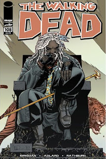 The Walking Dead 108: the comic
