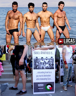 Michael Lucas Demands Gay Anti-Israel Apartheid Stop Using His Images
