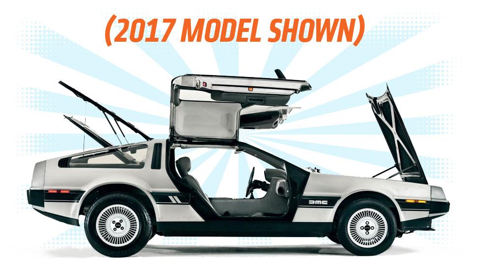 DeLorean DMC-12 - №1