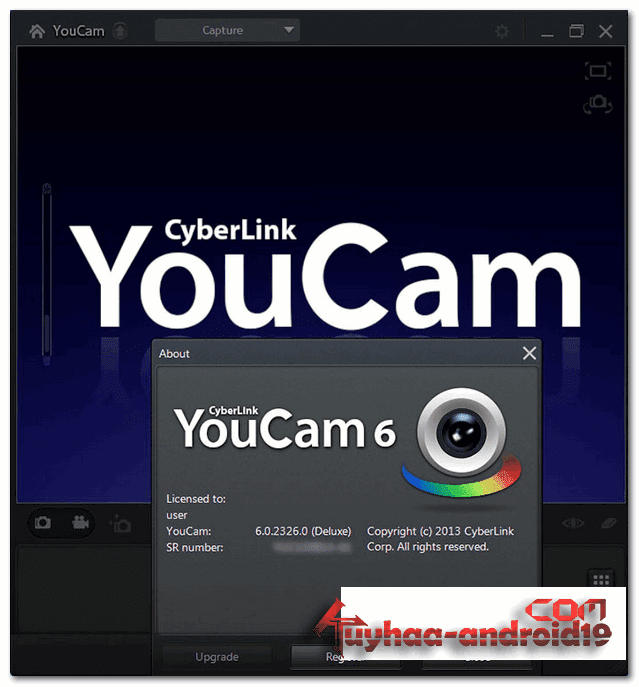Cyberlink YouCam 6.0.2326 Deluxe Final Terbaru Full Crack ini
