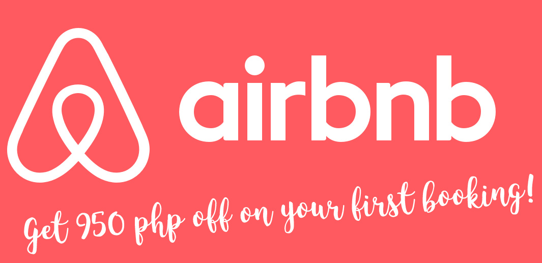 Get 950 php off on Airbnb!