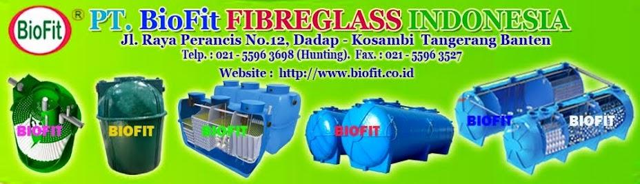 Septic Tank BioFive, Septic Tank BioFit , Septic Tank Biotech Ramah Lingkungan