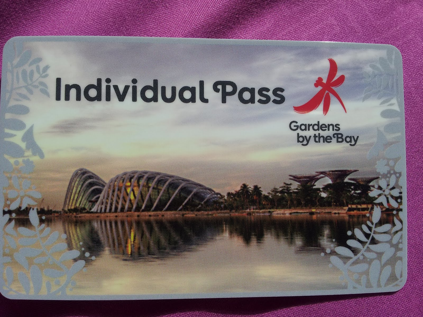 Garden By The Bay Annual Pass you're the only one that ever made me melt ❤