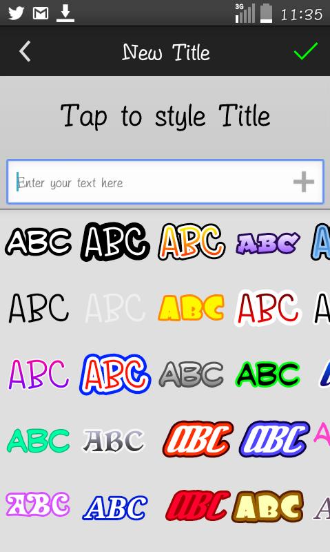 Cara Membuat Logo My Trip My Adventure Di Android Versi