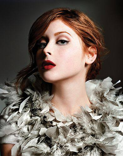 Singer  Renee Olstead