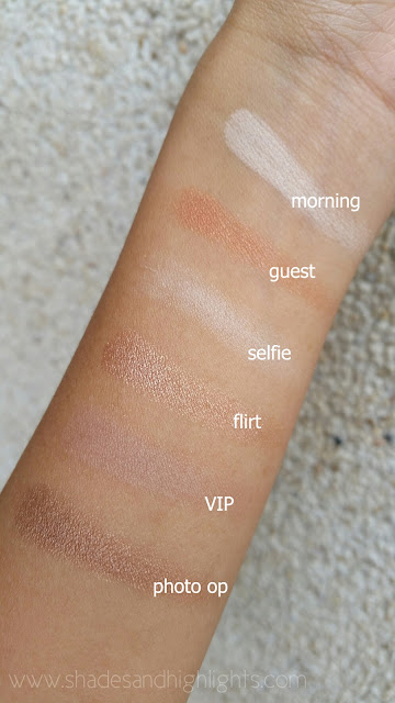 BYS Nude 2 Eyeshadow Palette Swatches and Review | Shades and Highlights