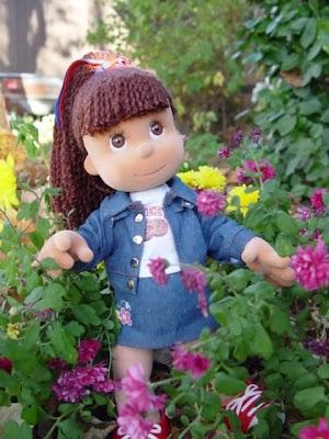 кукла Mel Birnkrant