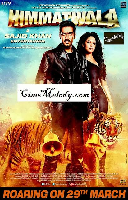 Himmatwala  Hindi Mp3 Songs Free  Download  2013