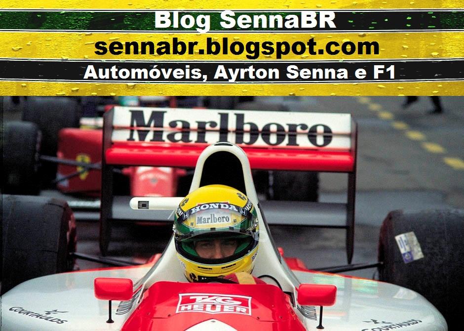 Automóveis, Ayrton Senna e F1