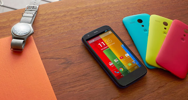 Motorola Moto G officially announced - Affordable and powerful
