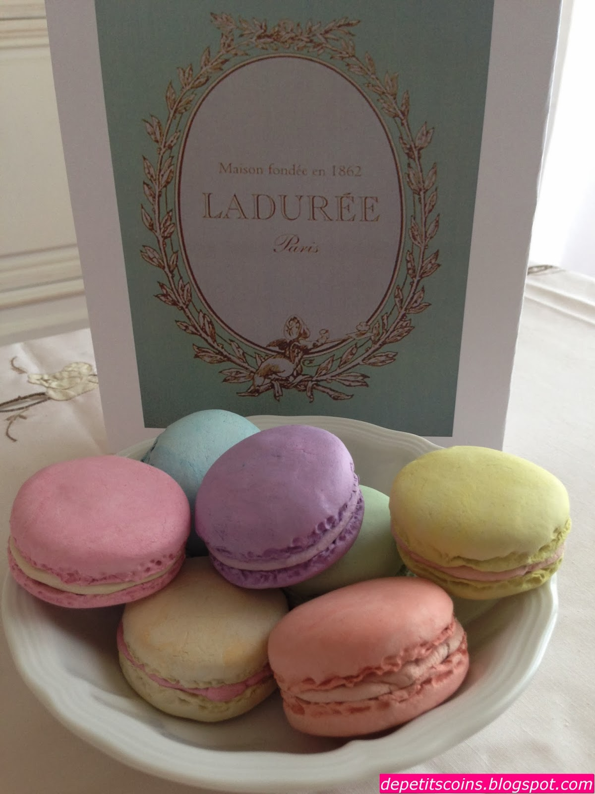 macarons decorativi