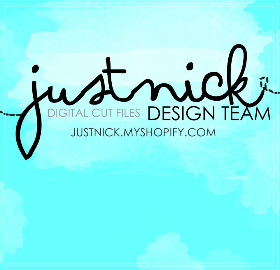 I design for JustNick Studios