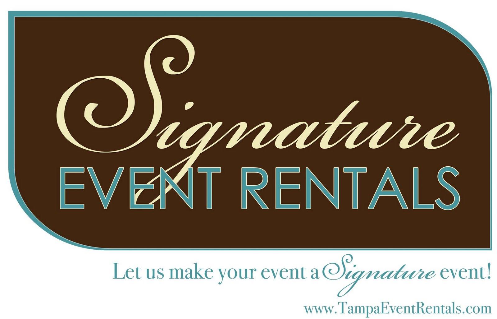 Reception Rentals
