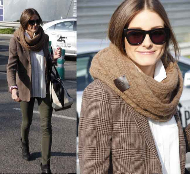 How To blend Map Charming as Olivia Palermo