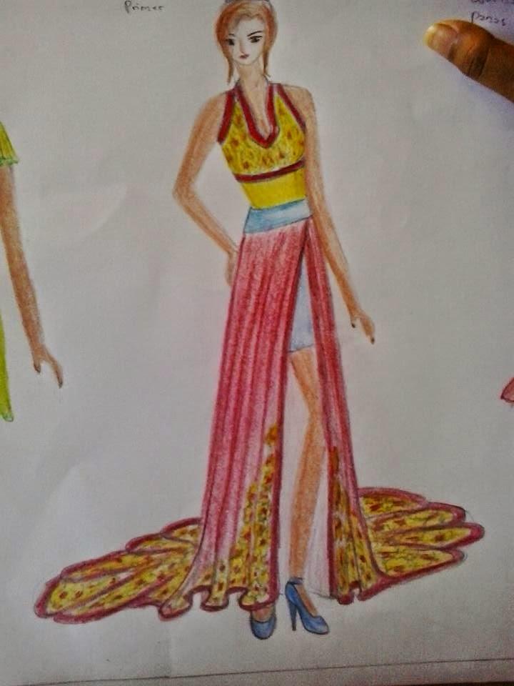 ABOUT DRESS: Mata Kuliah Dasar Desain Mode di AKS AKK ...
