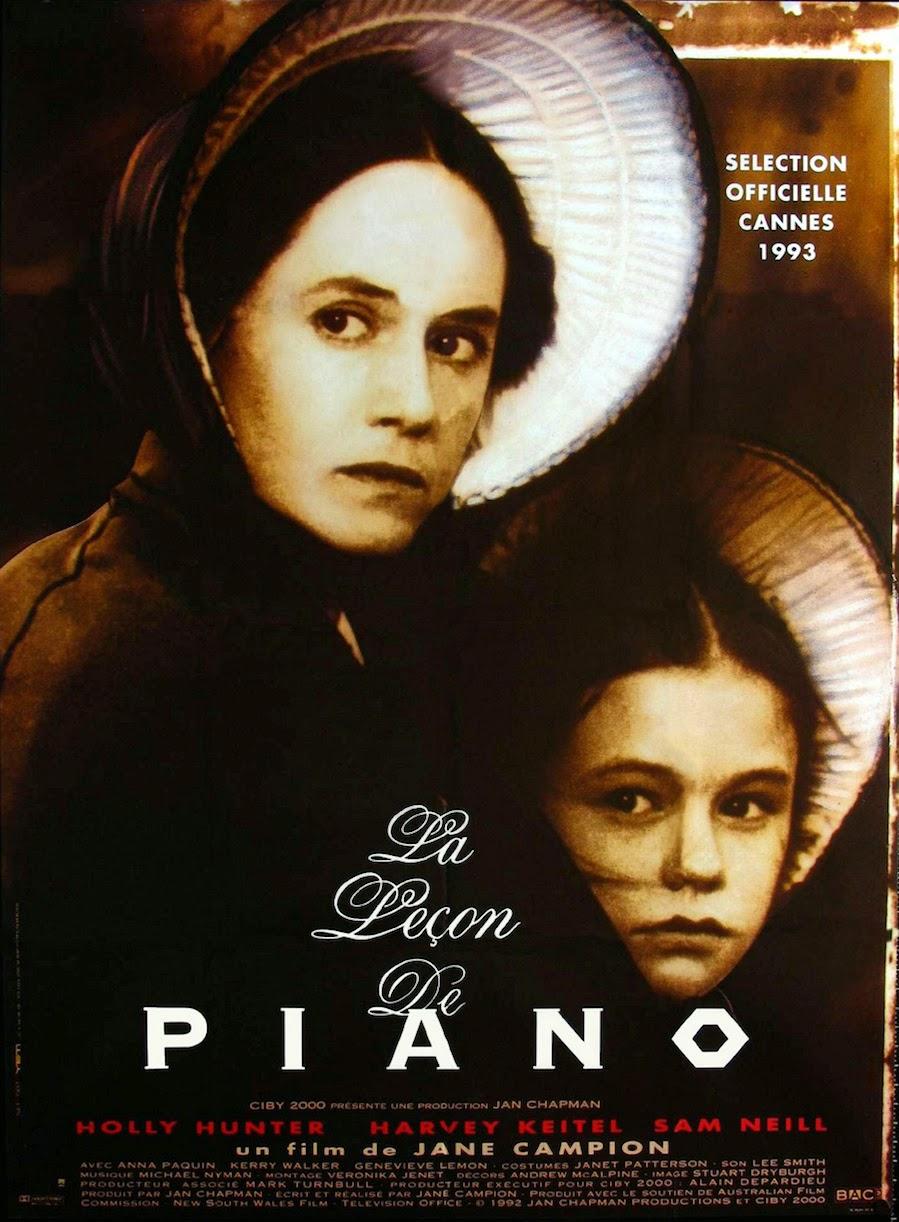Super THE PIANO (Dir. Jane Campion, 1993) | Discreet Charms & Obscure  NE88