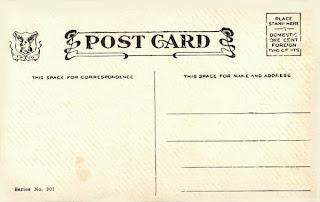 Post Card.