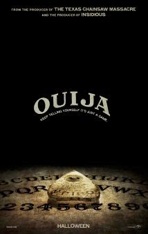 ouija (2014) horror movie poster