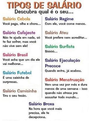 SALÁRIOS