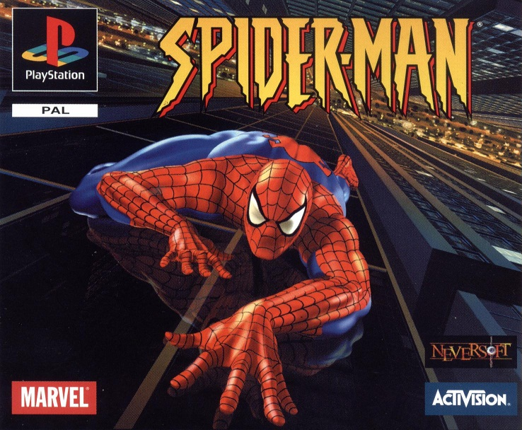 free game spiderman