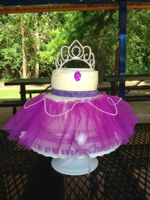 Tortas Princesa Sofia, parte 1