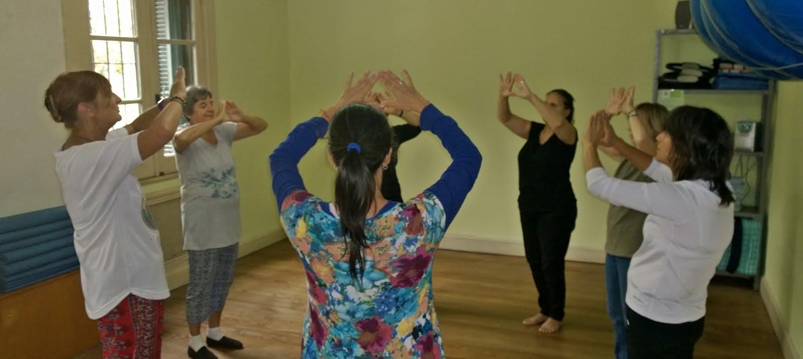 Meditación Danzada en Cuerpomundo
