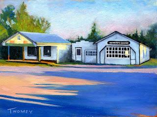 Catherine Twomey Huckstep's Garage