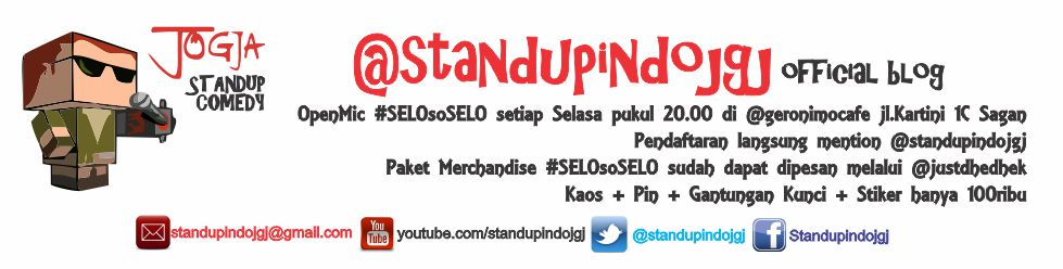 @standupindojgj official blog