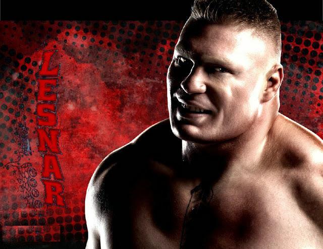 Wwe Brock Lesnar 2015 Wallpaper