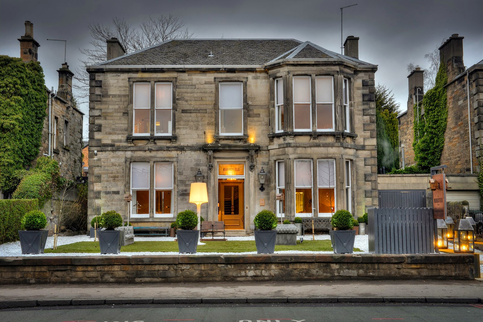 The Murrayfield House