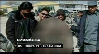 Biadab! Foto Sadis Pasukan As Dengan Militan Afghanistan [ www.BlogApaAja.com ]