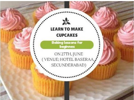 Cake Baking Classes In Hyderabad