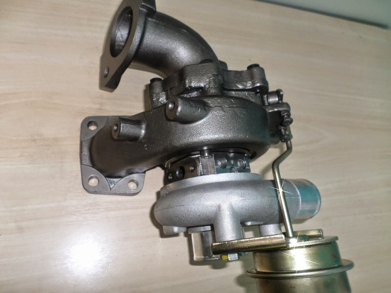 Turbina Mitsubishi L200 HPE