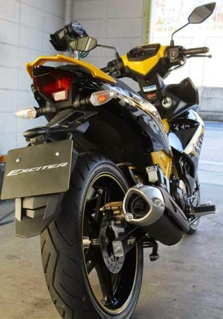 gambar Yamaha Exciter 150