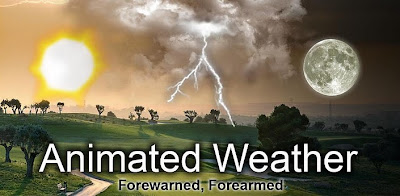 Animated Weather Widget&amp;Clock Pro .Apk 5.2.3 Android [Full] [Gratis]