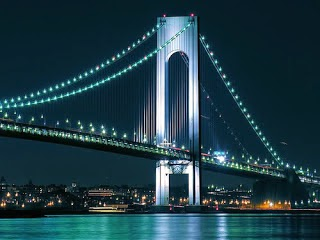Jembatan The Verrazano - Narrows