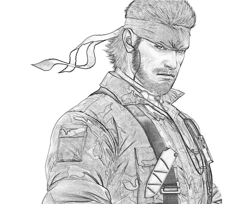 printable-metal-gear-solid-snake-character-coloring-pages