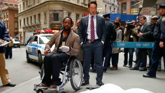 El diario de mr macguffin un polic a en silla de ruedas - Pelicula francesa silla ruedas ...