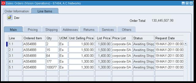 Functional Guy- Devendra Gulve: Pricing based on quantity range ...