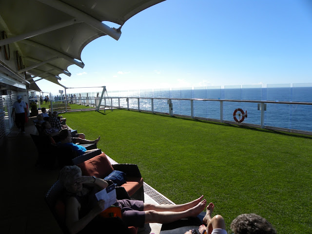 Celebrity Eclipse Lawn