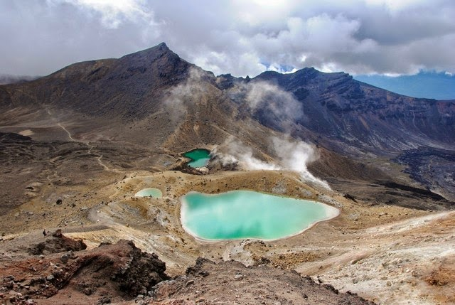83. Tongariro Alpine (Taupo, New Zealand)