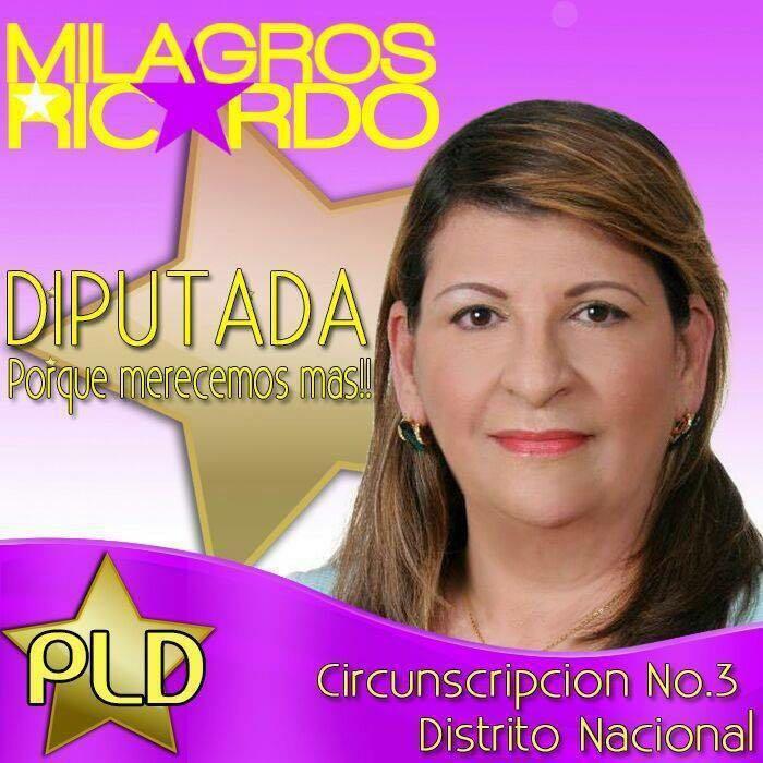 #merecemosmas #milagrosricardodiputada #enelcorazondelpueblo #cadadiasomosmas